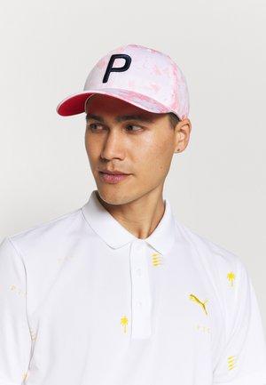 BLOOM SNAPBACK  - Cap - bright white/georgia peach