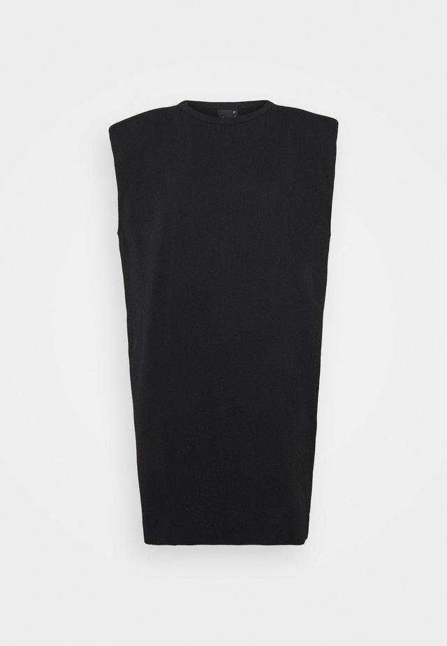 FRAN DRESS - Sukienka letnia - black