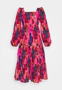 Never Fully Dressed - RAINBOW TILES MIDI DRESS - Day dress - multi - 4