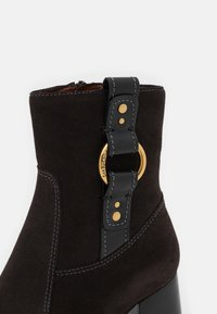 See by Chloé - ERINE - Classic ankle boots - charcoal - 6