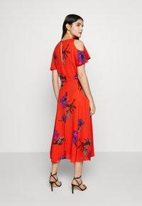 Paul Smith - Denní šaty - red - 2