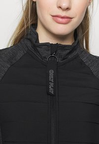 ONLY Play - ONPJOLET PADDED - Training jacket - black - 5