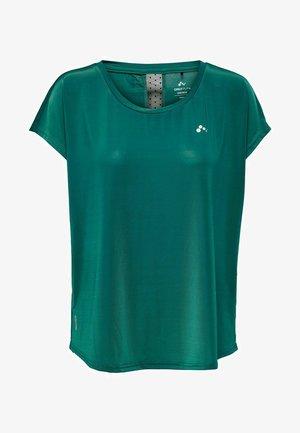 Print T-shirt - shaded spruce