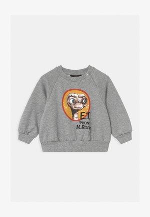 E.T. RAGLAN UNISEX - Sweatshirt - grey melange