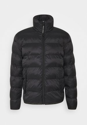 JACKET REGULAR FIT - Giacca da mezza stagione - black