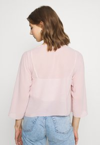 Vila - VIALLI 3/4 COVER UP - Blazer - pale mauve - 2