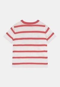 GAP - TODDLER BOY LOGO STRIPE - Camiseta estampada - desert flower - 1