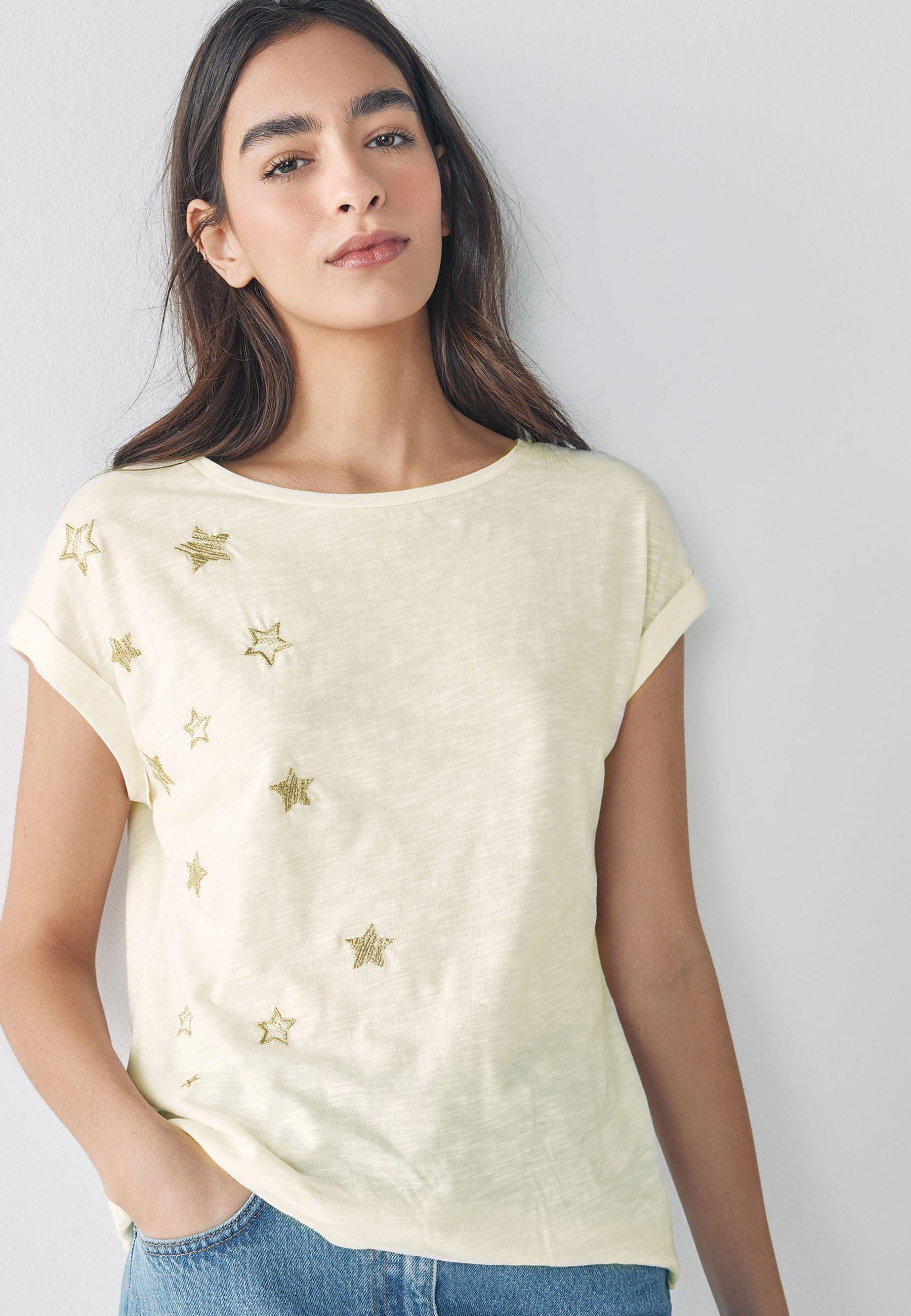 Damen STAR  - T-Shirt print