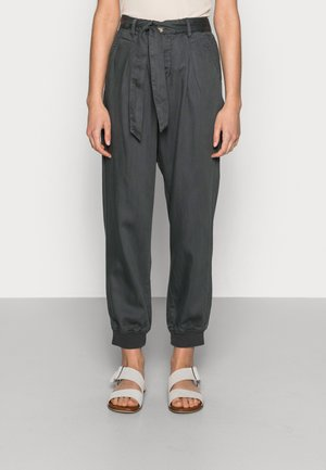 BODINA PANT - Trousers - dark shadow
