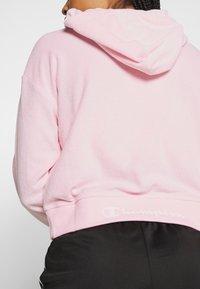 Champion - HOODED - Bluza - pink - 7
