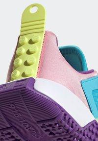 adidas Performance - X LEGO®  - Scarpe da corsa stabili - turquoise - 5