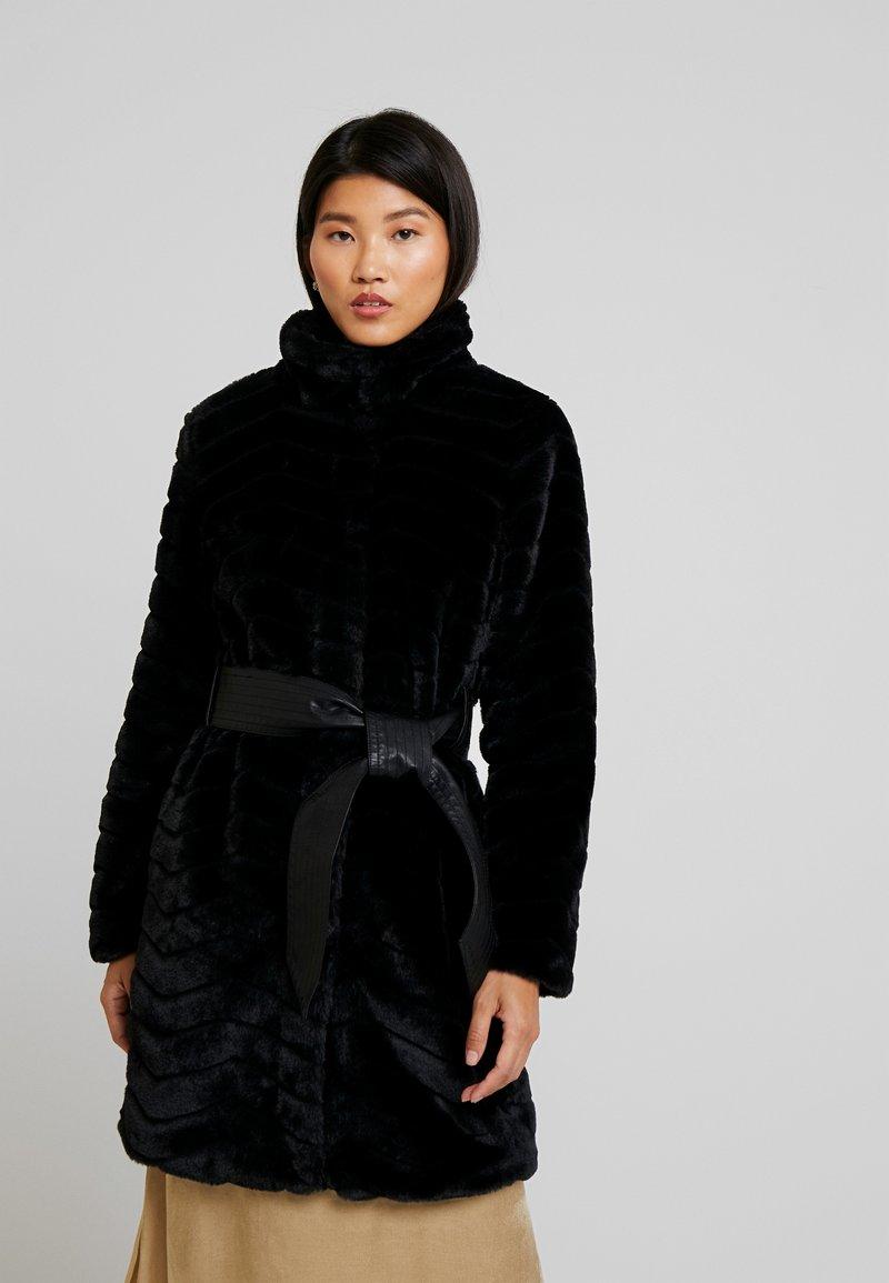 Anna Field - Classic coat - black