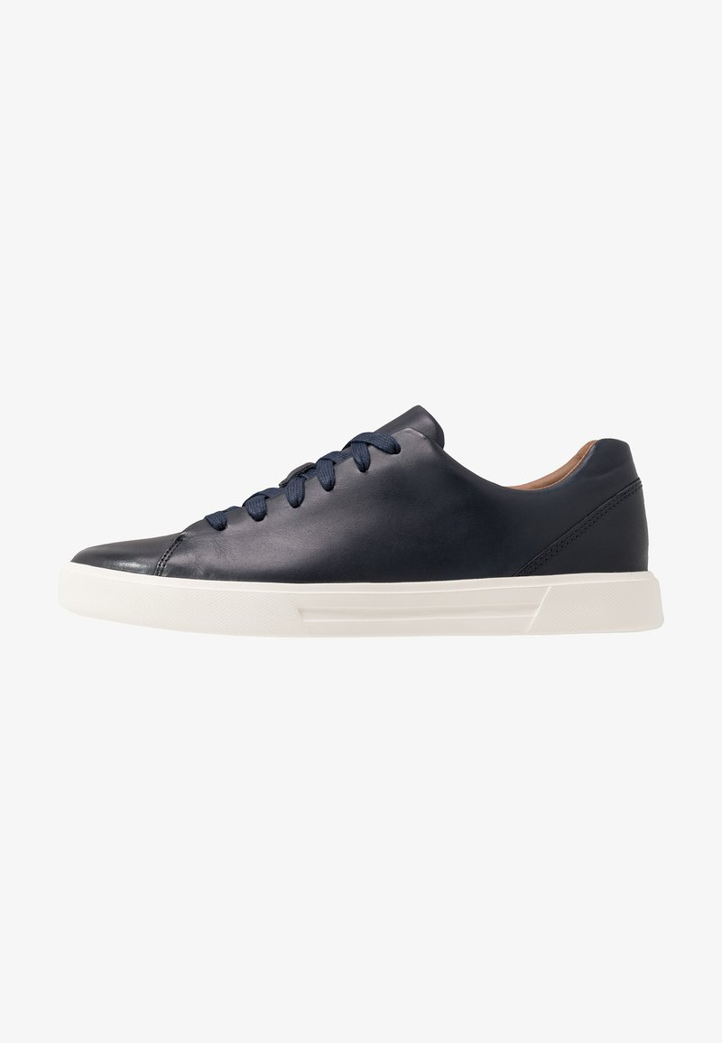 Clarks - UN COSTA LACE - Trainers - navy