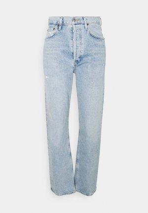 EVA - Straight leg jeans - light blue