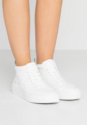RIVKA - High-top trainers - white