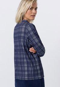 zero - Sweatshirt - velvet blue - 2