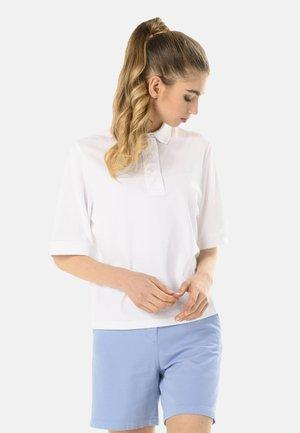 BOXY - Polo shirt - bianco