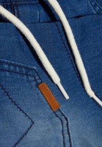Name it - Shorts vaqueros - dark blue denim - 3
