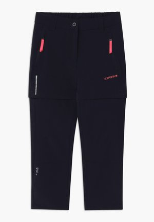 KANO 2-IN-1 - Pantalons outdoor - dark blue