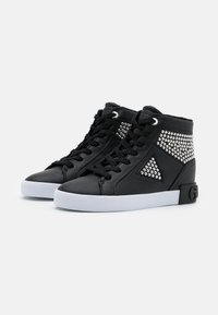 Guess - PEETUR - Sneakers alte - black - 2