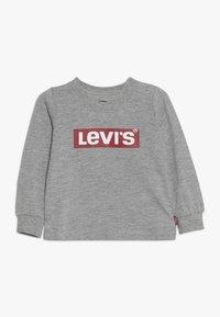 Levi's® - BOX TAB - Langarmshirt - grey heather - 0