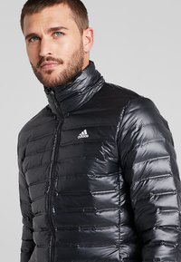 adidas Performance - VARILITE DOWN JACKET - Winter jacket - black - 5