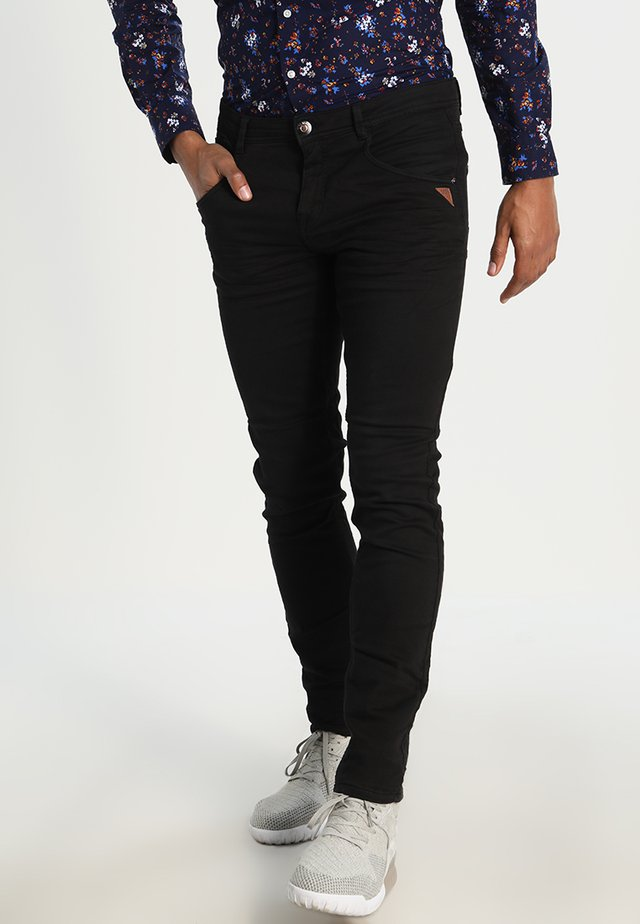 PRINZE - Trousers - black
