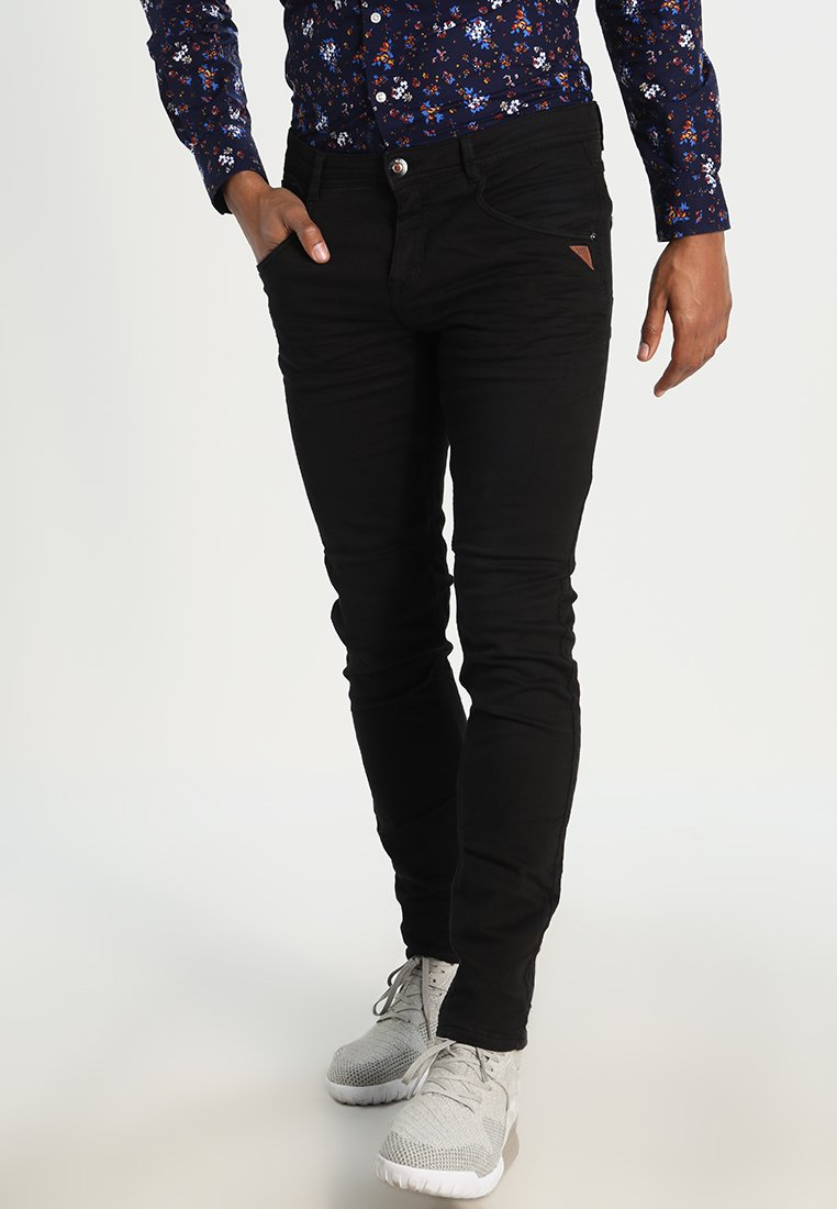 Cars Jeans - PRINZE - Kalhoty - black