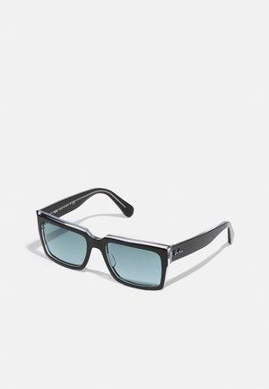 UNISEX - Sluneční brýle - black/transparent