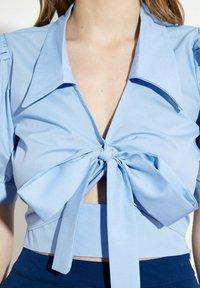Trendyol - Blouse - blue - 2