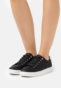 s.Oliver - Sneakers laag - black - 0