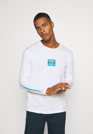 JORCHANGES TEE CREW NECK - Long sleeved top - white