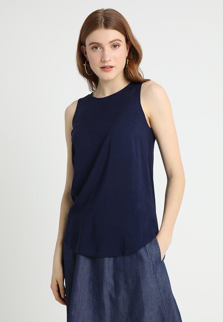 Zalando Essentials - Bluse - dark blue