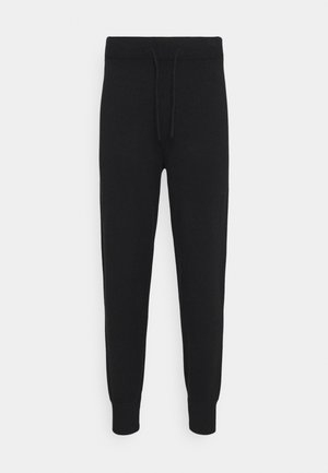 VIRIL PANT - Tracksuit bottoms - black