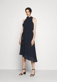 Lauren Ralph Lauren - HYDRA SLEEVELESS COCKTAIL DRESS - Cocktail dress / Party dress - lighthouse navy - 0