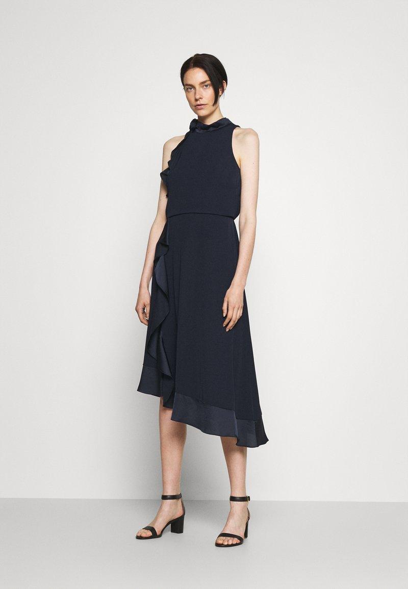 Lauren Ralph Lauren - HYDRA SLEEVELESS COCKTAIL DRESS - Cocktail dress / Party dress - lighthouse navy