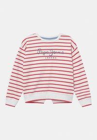 Pepe Jeans - RILEY - Sweatshirt - mars red - 0