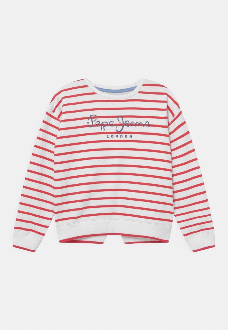 Pepe Jeans - RILEY - Sweatshirt - mars red