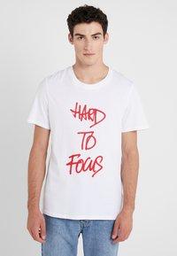 Zadig & Voltaire - T-shirt con stampa - judo - 0