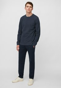 Marc O'Polo - Long sleeved top - total eclipse - 1