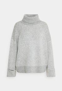 Esprit - ROLLNECK VANIS - Jumper - light grey - 0