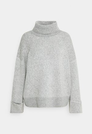 ROLLNECK VANIS - Jumper - light grey