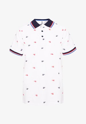 MIT MUSTER - Polo shirt - white