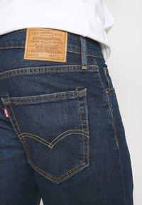 Levi's® - 412™ SLIM - Denim shorts - hi bye bye - 4