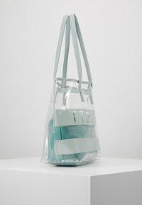 TOM TAILOR DENIM - LINARES SET - Tote bag - mint - 3