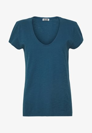 AVIVI - Basic T-shirt - petrol