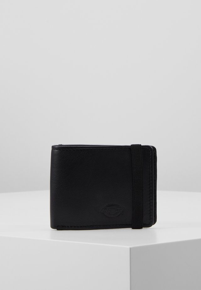 WILBURN WALLET - Portefeuille - black