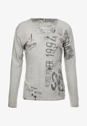 SPEED - Long sleeved top - silver