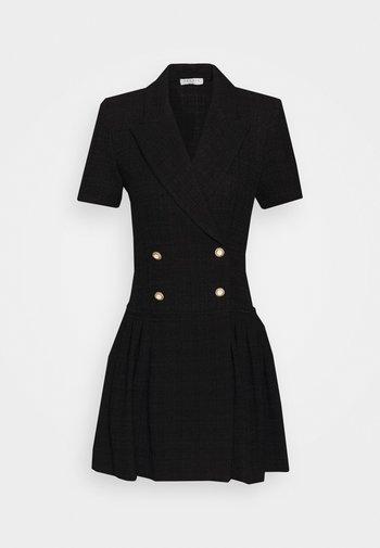 ROSSA - Shift dress - noir