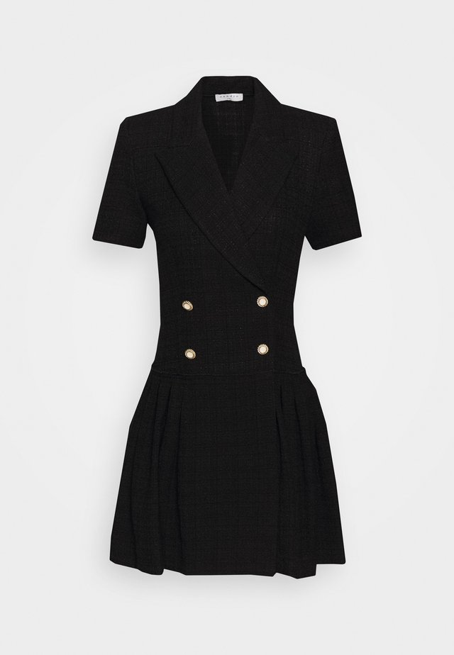 ROSSA - Shift dress - noir